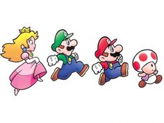 Which Super Mario Character Are You? I got Peach