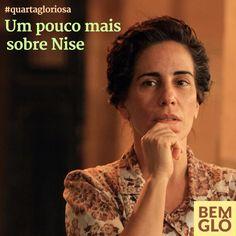 Na Quarta Gloriosa de hoje, Gloria fala mais um pouco sobre seu contato com a história de Nise da Silveira. Confira!