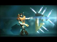 Dancing Robots! - Channel 4's T4 Idents by Double G Studios