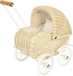 Dolls pram / from wooden toys specialists from Germany