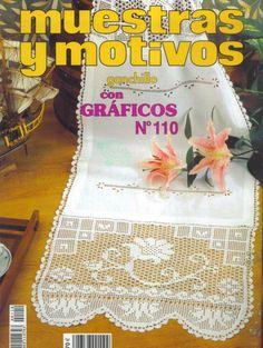 Gallery.ru / Фото #57 - Muestras y Motivos Ganchillo 110 2007-03 - tymannost