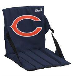 Chicago Bears Stadium Seat