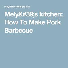 Mely& kitchen: Sago and Gelatine Salad Filipino Recipes, Filipino Food, Lamb Skewers, Salad, Cheese, Desserts, Blog, Kitchen, Pork Barbecue