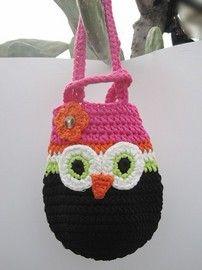 Owl purse!