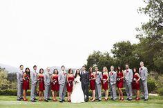 Diggin the gray #MyBigDay #Wedding