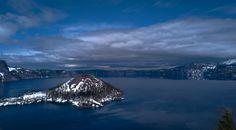 Crater Lake Oregon USA [OC][3957x 2185]