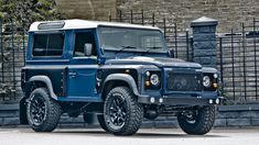 Chelsea Wide Track Land Rover Defender 2.2 TDCI SW 90