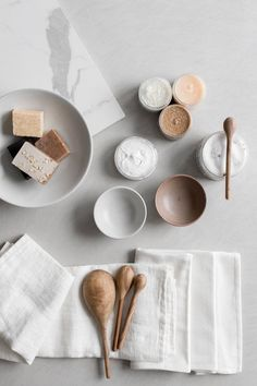 bath product styling