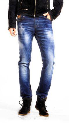 5e5e5570193 Espada Blue Denim Jeans (Size-36)