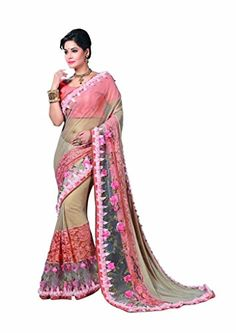 Elite Beautiful Traditional Indian Partywear Saree >>> You can find out more details at the link of the image.