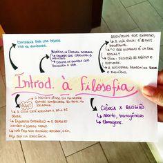 "239 Likes, 1 Comments - Futura Dra. Gabriela (@sonhodamedicina) on Instagram: ""INTRODUÇÃO À FILOSOFIA #resumosonhodamedicina"""