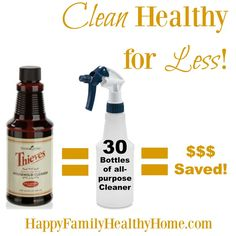 Healthy Cleaning!