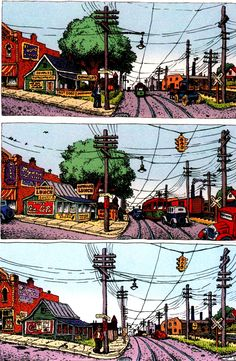 Robert Crumb's History of America - Part Three