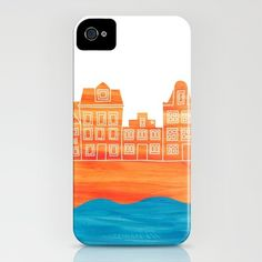 Amsterdam iPhone case...I know someone who would love this ;)