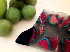 Healthy Collection / Watermelon Edition / Fruits Flavors Visit us on: http://cargocollective.com/florsocks