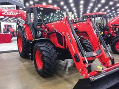 National Farm Machinery Show 2016 Monster Trucks, Farming