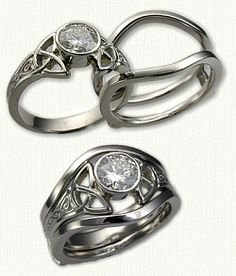 Pin By ShanOre Celtic Jewelry On Wedding Rings