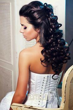 hair styles, wavy hair
