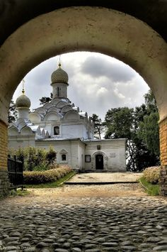 Photo Church ArchangelMichael by Lyudmila Izmaylova on 500px