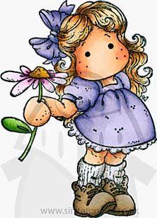 SO: Sweet Crazy Love - Tilda with Daisy