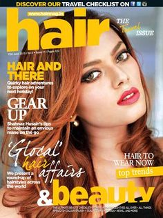 Hair Magazine. Order now & get Free 3 Issue Extra of Hair.