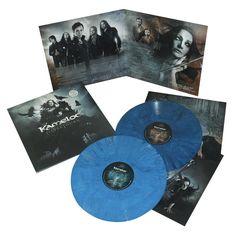 """L'album dei #Kamelot intitolato """"Silverthorn"""" pubblicato originariamente nel 2010 su vinile colorato con copertina cartonata gatefold."""