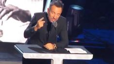 Bruce Springsteen Complete Rock & Roll Hall of Fame Induction Speech for...