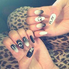 zendaya nail art - Google Search