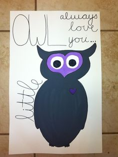 Owl always love you little