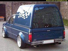 Split rear bumper/dual exhaust