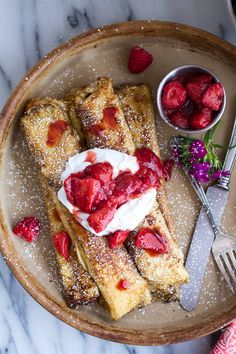 do-not-touch-my-food: Lemon Ricotta Cheese Stuffed French Toast Crepes