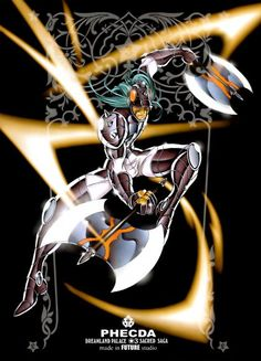 Recordemos Sacred Saga los geniales Artbooks basados en Saint Seiya 0 3