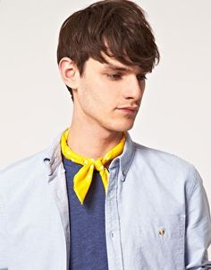 Add some colour with a Neckerchief