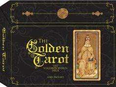 Golden tarot - one of the most ancient decks!