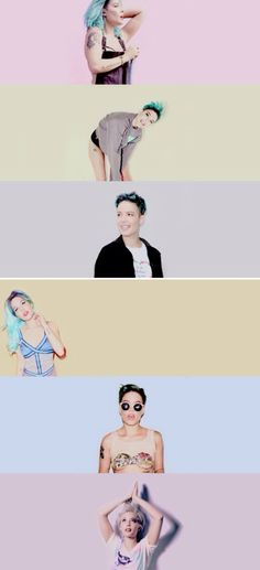 Wishing this awesome woman good luck through her battle of endometriosis ❤❤❤lots of love Halsey