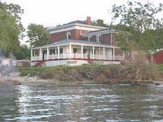 Complete home rental,  on the water Lake Erie Island Vacation Rental in Middle Bass Island from @homeaway!
