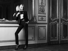 Saint Laurent Le Smoking Saint Laurent |Yves Saint Laurent| - YSL.com