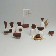 The Kersten Haus: Modern Nativity