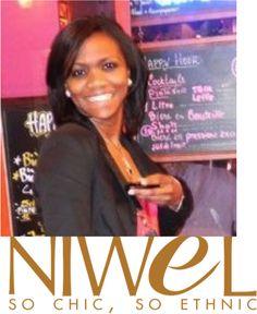 Morgane MARIE-FLORINE, Chef de marque Niwel, membre du jury COSMEETING COLOR AWARDS.  http://www.niwel.fr/decouvrez-la-marque-niwel/