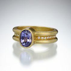 @QUADRUM - Reinstein/Ross - Lilac Sapphire Shimmer Band