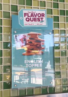 Fro-Yo Girl Speaks: Yogurtland's Flavor Quest Continues with English Toffee froyo (England)