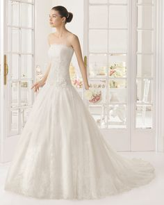 Olot - Aire Barcelona 2015 Bridal Collection