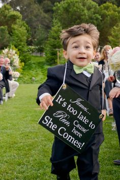 funny wedding signs best photos - Page 3 of 13 - Cute wedding ideas - Hochzeit Cute Wedding Ideas, Wedding Goals, Fall Wedding, Our Wedding, Dream Wedding, Wedding Inspiration, Wedding 2017, Trendy Wedding, Perfect Wedding