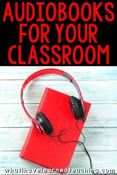 7 Ways Teachers Can Find Audio Books for Students Teaching Second Grade, First Grade Teachers, Third Grade, Fourth Grade, Reading Centers, Literacy Centers, Creative Teaching, Teaching Tips, Reading Resources