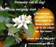 Begin de dag met een frisse start!