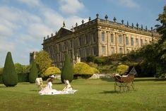 Kedlestone hall and the duchess (2008)