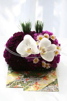 ☆.。.:*・花を創造する美しい日々 in 二子玉川☆.。.:*・-ムーンダスト
