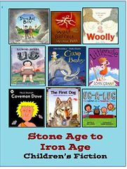 Stone Age to Iron Age KS2 Resources   Guide to Children's Books