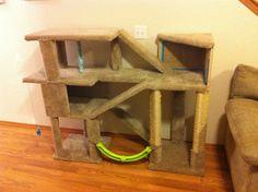 DIY Cat Apartment - Imgur