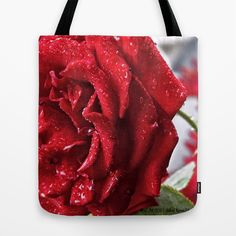 Full Bloom Tote Bag by Catherine1970 - $22.00